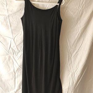 Laundry by Design black sheath dress